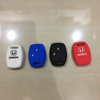 Silikon Kondom Kunci Romote Honda Jazz, CRV, Mobilio, Brio 2 Tombol