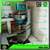 Mesin Pencetak Bakso FOMAC MBM-R280 Mesin Cetak Bakso Meat Ball Maker