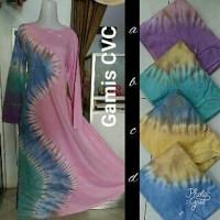 Katalog Harga Baju Batik Wanita Modern Gamis Terlaris - Batik Indonesia 0893530497
