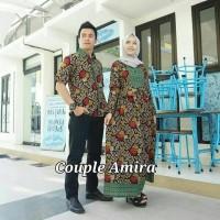 Batik couple nirmala pria dan wanita