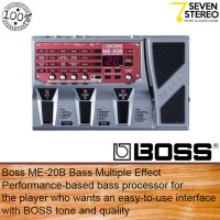 Boss ME-20B Bass Multi Effect Pedal