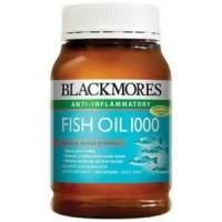 Jual Blackmores Odourless Fish Oil 1000 Multivitamin & Suplemen [200 Caps] Murah