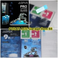 Samsung Z2 Z 2 Tempered Glass Jaspan Screen Guard Protector Anti Gores