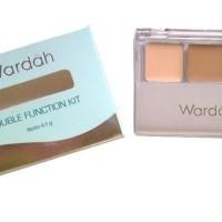 Wardah Double Function Kit (Concealer - Eye Shadow)/wardah
