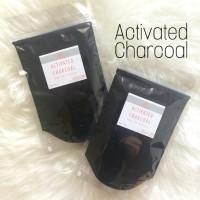 Activated Charcoal (Bubuk Arang Bambu Aktif) 100gr