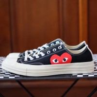 CDG Play x Converse Chuck Taylor All Star 70 Low