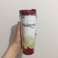 Starbucks Tumbler City Malaysia merah