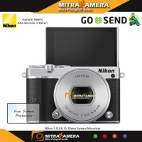Nikon 1 J5 Kit 10-30mm Kamera Mirrorless Murah