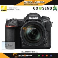 Nikon D500 Kit 16-80mm Diskon