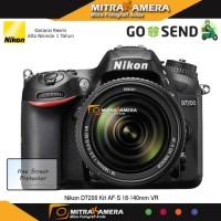 Nikon D7200 Kit AF-S 18-140mm VR Paket DSLR Diskon