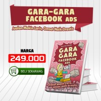Gara Gara Facebook Ads + Bonus 7 E-Book GRATIS