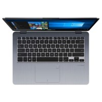 ASUS Laptop Notebook VivoBook Flip TP410UA i3-7100U 4GB 500GB TOUCH
