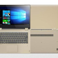 LENOVO Laptop Notebook YOGA-520-80X800 i3-7100U 8GB 1TB 14