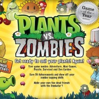 Plants Vs Zombies Game of the Year Edition (Origin Backup DVD)