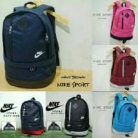 Tas Sekolah atau kuliah Pria Murah / Tas Nike Bagus / Tas Backpack