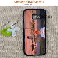 Casing Samsung A5 2017 Life Aquatic Steve Zissou Hard Case Custom