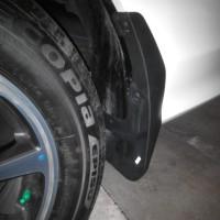 Mudguard SIGRA / Pelindung Lumpur Aksesoris Daihatsu Sigra Bonus Baut