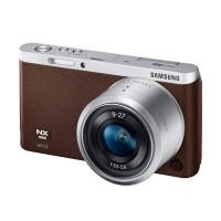 Samsung NX Mini NXF1 9-27mm Coklat Kamera Mirrorless