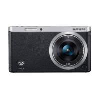 Samsung NX Mini Hitam Kamera Mirrorless