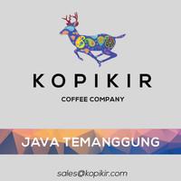 Jual Juara Kontes Kopi Spesialti Indonesia 2017 - Robusta Java Temanggung Murah