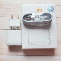 Charger Xiaomi Fast Charging 12V Type C Mi 4c Mi5 Mi6 Putih Carger hp