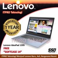 """Lenovo Ideapad 120S-5ID Blue - Intel N3350,4GB,128GB SSD, 14"""", Win10"""