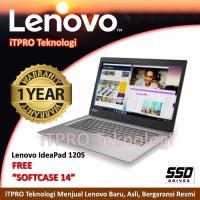 """Lenovo Ideapad 120S-6ID Gray - Intel N3350,4GB,128GB SSD, 14"""", Win10"""