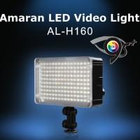 Aputure Amaran AL-H160 5500K 160-LED Video Light CRI 95 Limited