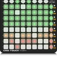 Behringer CMD TOUCH 64 TC64 / TC 64 Launchpad DJ CONTROLLER