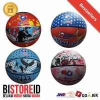 PROMO Bola Basket Unistar Gambar Size ukuran 5 Terbaik