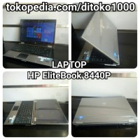 Laptop HP EliteBook 8440P Intel Core i5 NVidia NVS 3100M