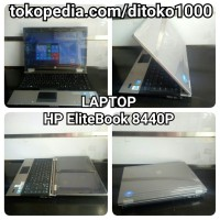 Laptop HP EliteBook 8440P Stenlist Body Intel Core i5 Ram 4GB