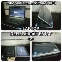 Laptop DELL Latitude E6430 Intel Core i7 IvyBridge Turbo Bost 2.90Ghz