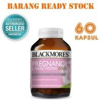 Jual Nutrisi multivitamin Untuk Ibu Hamil & Menyusui Blackmores Gold BPOM Murah