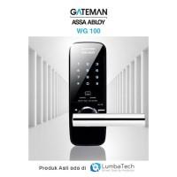 Gateman WG 100 Door Lock [Minimalist]