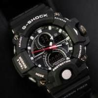 Jam Tangan Branded G-SHOCK TRIPLE SENSOR LIST PUTIH GK017