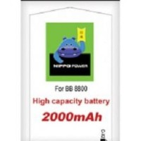 (Murah) #FA022 - Battery Hippo Blackberry Cx2 2000mAh