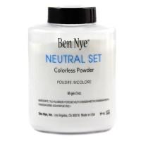 BEN NYE NEUTRAL SET COLORLESS POWDER POUDRE INCOLORE