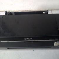 (Dijamin) Printer Epson T20E sudah infus bagus