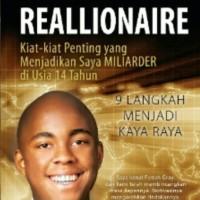 limited Buku 9 Langkah Menjadi kaya raya By Farrah Gray | REALLIONAIRE