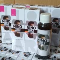 Minyak Kemiri Plus Zaitun Penyubur Rambut dan Jenggot Nino Hair Beard