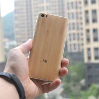 BACKDOOR BAMBOO Xiaomi Mi5 Prime original cover tutup baterai case hp