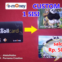 Emoney / E-money Custom Saldo 20 Rb