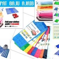 Papan Lipat Baju Ukuran Dewasa / Flipfold Laundry Clothes Folder