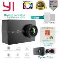 Xiaomi Yi 2 4K Ver International Action Camera