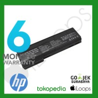 Battery Baterai HP Elitebook 8460P 8460W 8470P 8560P Probook 6570B