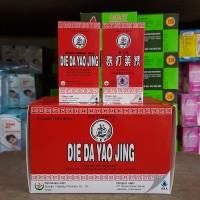 Die Da Yao Jing ( Obat Luka Luar / Memar / Bengkak )
