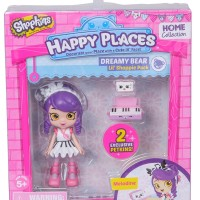 READY | Shopkins Happy Places Doll - Melodine Shoppies