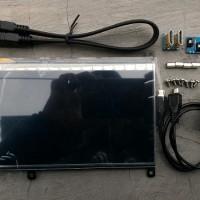 ## ODROID-VU7 Plus: 7inch 1024 x 600 HDMI display