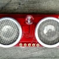 ## Devantech SRF08 Ultrasonic Range Finder